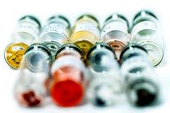 Chemische complexen royalty-vrije stock fotografie