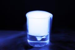 Chemische dampen Stock Foto's