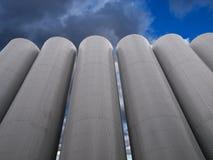 Chemische Fabrik Lizenzfreie Stockbilder