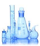 Chemische Glasausrüstung stockfoto