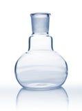 Chemische Glasausrüstung stockbild