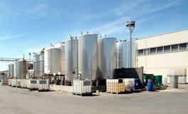 Chemische Industrie Stockbilder