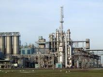 Chemische Industrie stockfotografie