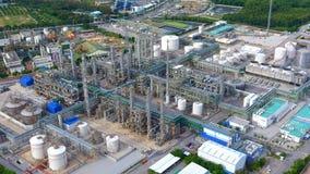 Chemische Industrie Stockfoto