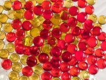 Chemische Kapsel Stockfoto