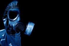 Chemische Kriegsführung Lizenzfreie Stockfotos