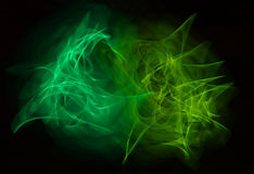 Chemische Lichte Stokken vector illustratie