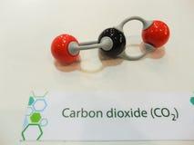 Chemische Moleküle Lizenzfreie Stockbilder