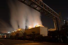 Chemische Raffinerie stockbild