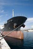 Chemische tanker (schip) Royalty-vrije Stock Fotografie