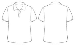 chemise illustration stock