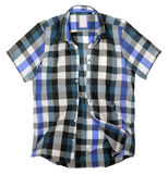 Chemise d'hommes photographie stock