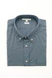Chemise d'hommes de mode pour l'habillement Photographie stock libre de droits