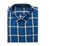 Chemise d'hommes pour l'habillement Photo stock