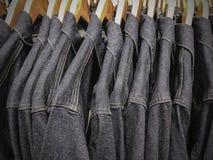 Chemise de blues-jean photo libre de droits