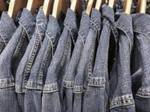Chemise de blues-jean image stock