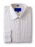 Chemise de coton Photo libre de droits