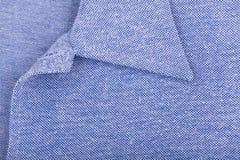 Chemise de sports bleue neuve Photos libres de droits