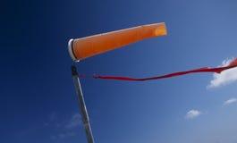 Chemise de vent Images libres de droits