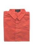 Chemise pour des vêtements photo stock