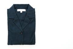 Chemise pour des vêtements photographie stock