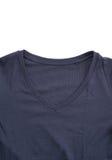 chemise T-shirt plié image libre de droits