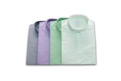 Chemises d'homme Images libres de droits