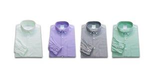 Chemises d'homme Image libre de droits