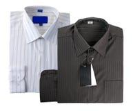 Chemises de coton Photo libre de droits
