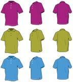 Chemises de polo Photo stock