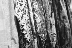 Chemises de vintage Images libres de droits