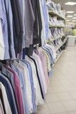 Chemises du ` s d'hommes Photographie stock