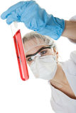 Chemist Stock Photo