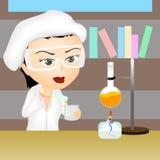 Chemist Stock Photo