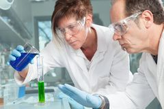 Chemist Education Royalty Free Stock Photos