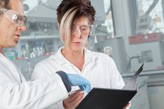 Chemist Education Royalty Free Stock Photo