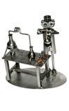 Chemist iron toy  Royalty Free Stock Image