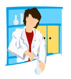 Chemist / Pharmacist Stock Images