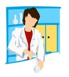 Chemist / Pharmacist stock images