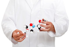 Chemist researcher Stock Images