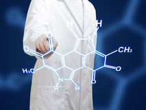 Chemist scientist Stock Photos