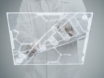 Chemist scientist Royalty Free Stock Photo