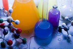 Chemistry royalty free stock photos