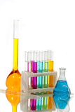 Chemistry royalty free stock photo