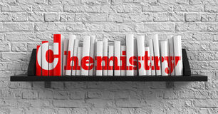 Chemistry. Education Concept. Royalty Free Stock Images