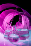 Chemistry flask Royalty Free Stock Photo
