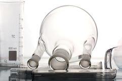Chemistry glass Stock Photos