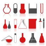 Chemistry icon Stock Image