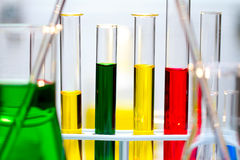 Chemistry Investigating Research Examining Testing Royalty Free Stock Images