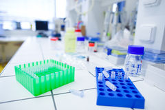 Chemistry lab Stock Images